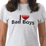 Why we love bad boys. Why are they so alluring?