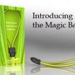 "The magic Banana. The new vaginal exerciser that is both yellow and ""green""."