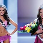The Miss USA pageant. An Italian nerd wins who speaks out for transexual competitors.