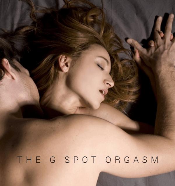Femail g spot orgasm